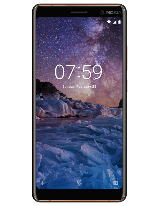 Nokia 7 Plus 64GB Single SIM