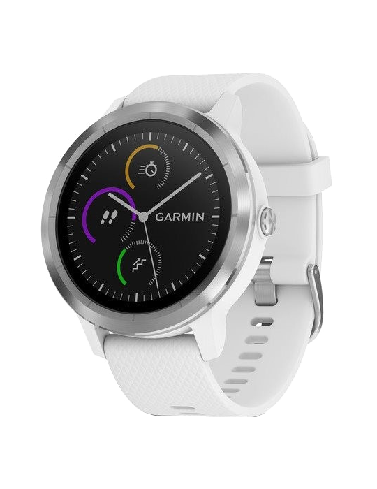Garmin vívoActive3 Optic Silver White