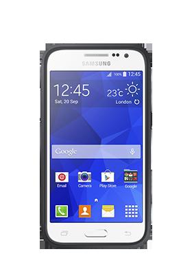Ochranný zadní kryt pro Samsung Galaxy Core Prime