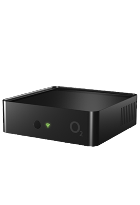 Rychlý set-top-box pro O2 TV