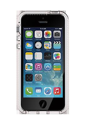 Odolný zadní kryt Tech21 Evo Mesh pro Apple iPhone 5/5S/SE