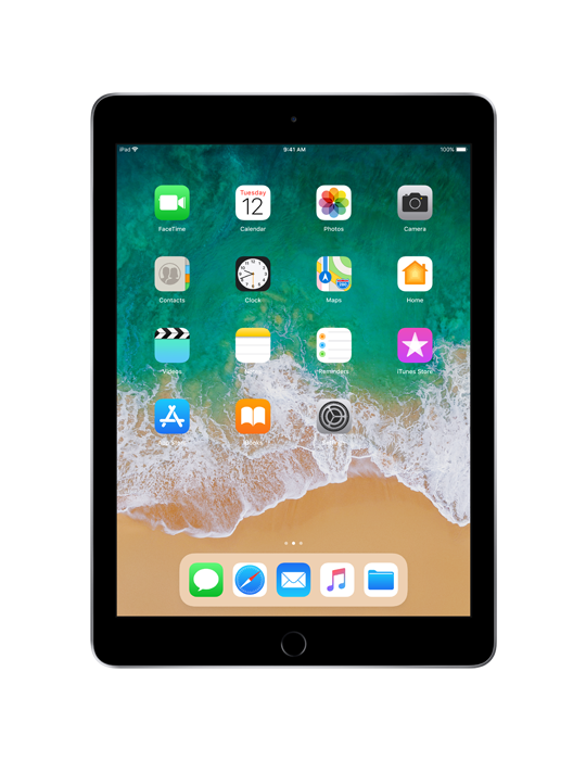 Apple iPad 128GB WiFi + Cellular (2018)