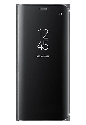 Pouzdro Samsung Clear View S8 Plus