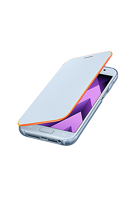 Pouzdro Samsung A3 2017 Neon