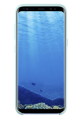 Kryt Samsung Silicone S8 Plus