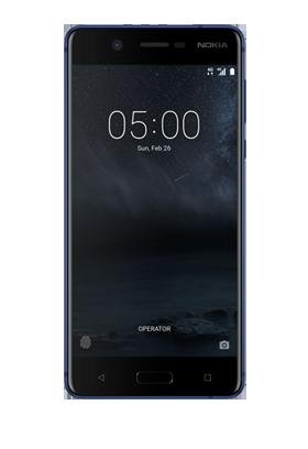 Nokia 5 modrá