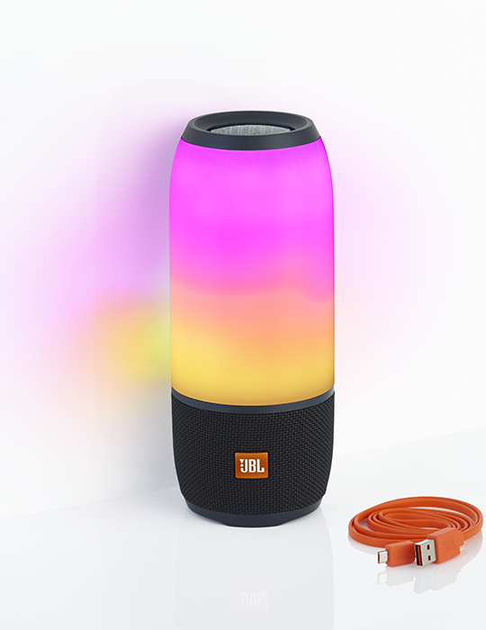 Bluetooth reproduktor JBL Pulse3