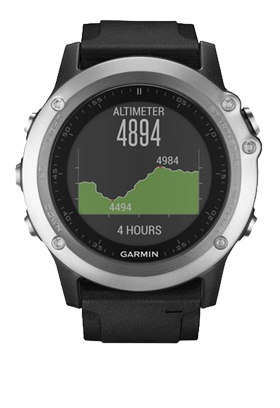 Garmin Fénix 3 Silver Optic