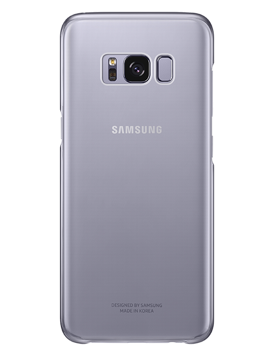 Kryt Samsung Clear Cover S8 Plus