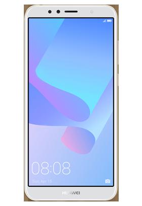 Huawei Y6 Prime 2018 32GB Dual SIM, zlatá