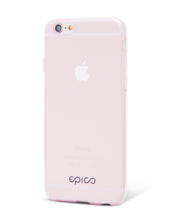 Kryt Epico Twiggy Gloss iPhone 7/8 růžový