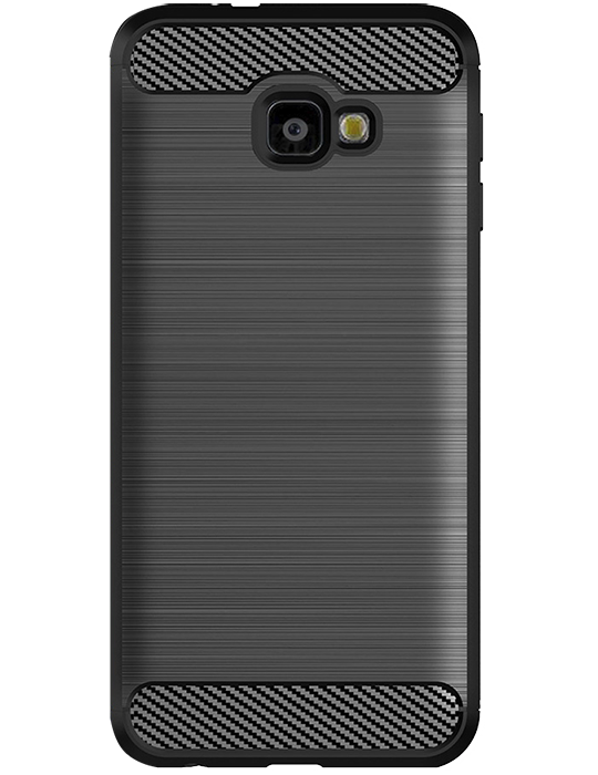 Kryt Carbon Samsung J4 Plus