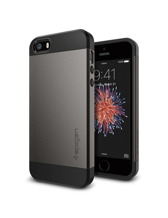 Kryt Spigen Slim Armor iPhone 5/5s/SE