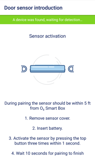 O2 | First setup O2 Smart Box - Technical support