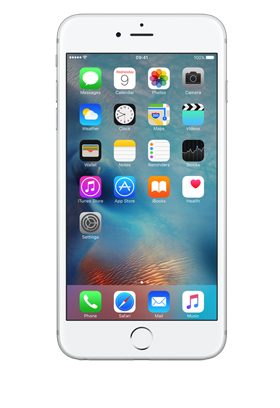 Apple iPhone 6s Plus 16GB stříbrný