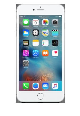 Apple iPhone 6s Plus 16GB stříbrný