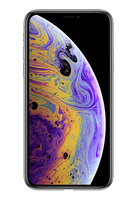 Apple iPhone XS 64GB Single SIM, stříbrná