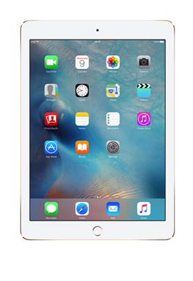 Apple iPad Air 2 LTE 64GB zlatý