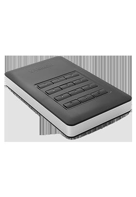 Disk přenosný HDD Verbatim Keypad 1 TB