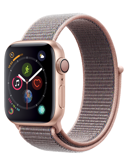 Apple Watch Series 4 Sport Loop – 44mm_gold