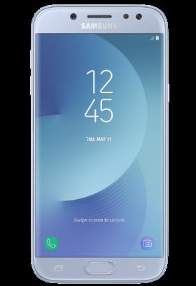 Samsung GALAXY J5 (2017) stříbrný Single SIM