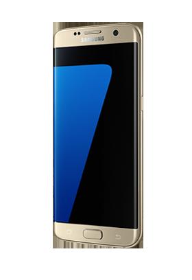 Samsung GALAXY S7 edge zlatý