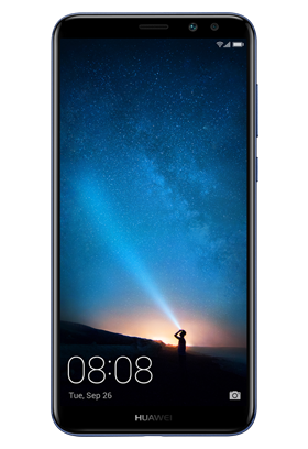 Huawei Mate 10 lite, modrý Single SIM