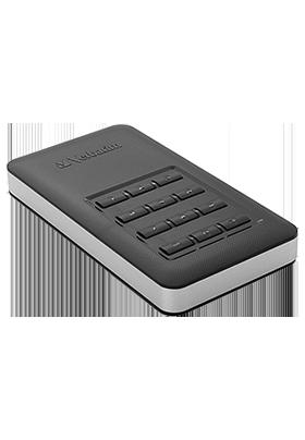 Disk přenosný SSD Verbatim Keypad 256 GB