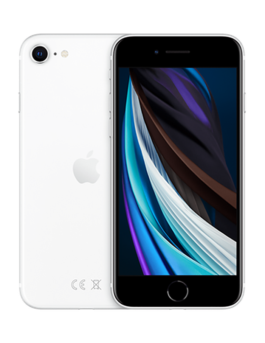 Apple iPhone SE 64GB (2020), bílý