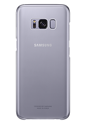 Kryt Samsung Clear Cover S8