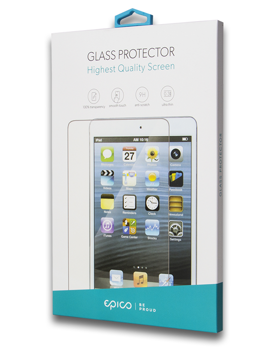 Tempered Glass Epico iPad 2017 9,7