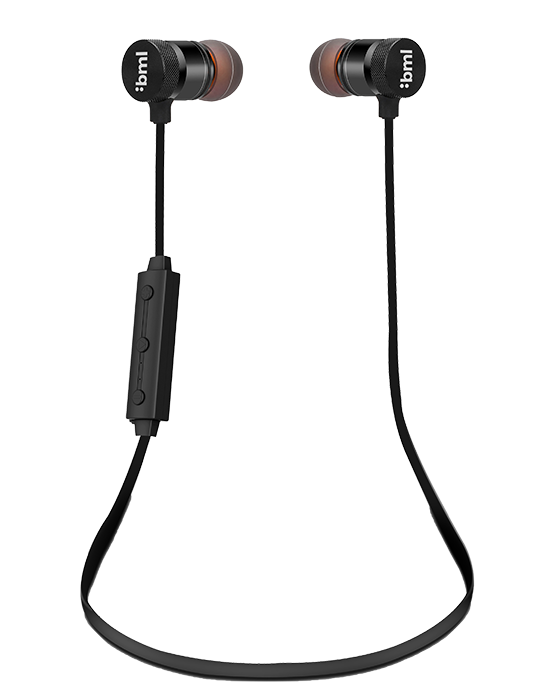 Bluetooth sluchátka BML E-series Binks