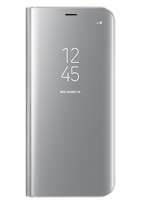 Pouzdro Samsung Clear View S8