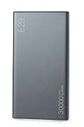 Powerbanka Epico 30 000 mAh Quick Charge 3.0