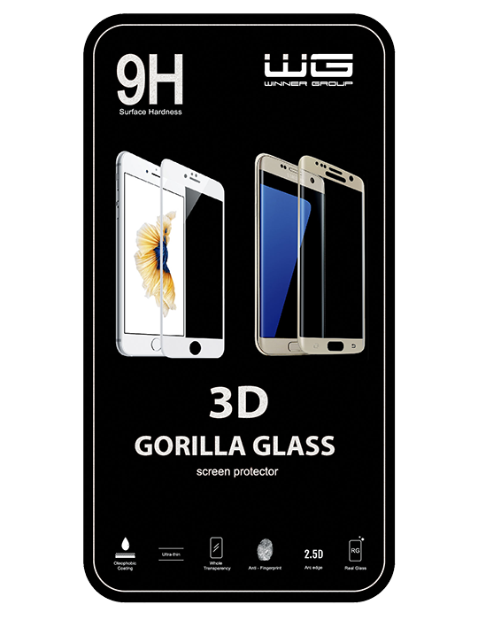 Tempered Glass 3D Sony XA 1