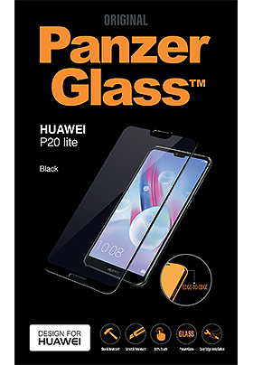 Tvrzené sklo PanzerGlass Huawei P20 Lite