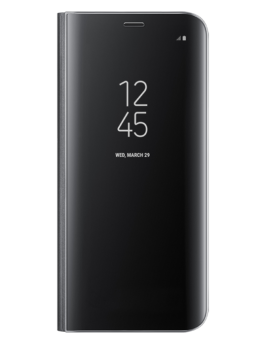 Pouzdro Samsung Clear View S8 Plus