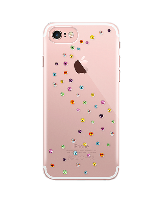Kryt BlingMyThing iPhone 7 Cotton Candy