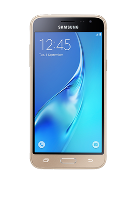 Samsung GALAXY J3 (2016) zlatý Single SIM