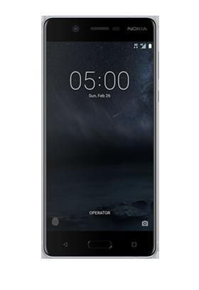 Nokia 5 stříbrná
