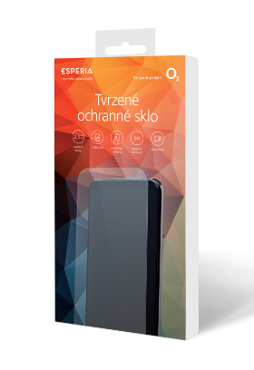 Tvrzené sklo Esperia 3D Huawei P20 Lite