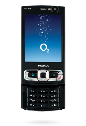 - Nokia N95 Technical O2 8gb Support