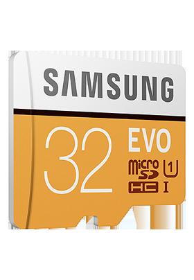 Paměťová karta Samsung 32GB Class10 s adaptérem