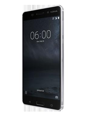Nokia 6 stříbrná