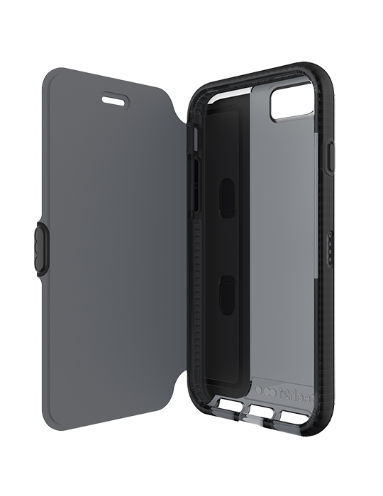 Pouzdro Tech21 Evo Wallet iPhone 7