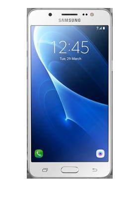 Samsung GALAXY J5 (2016) bílý