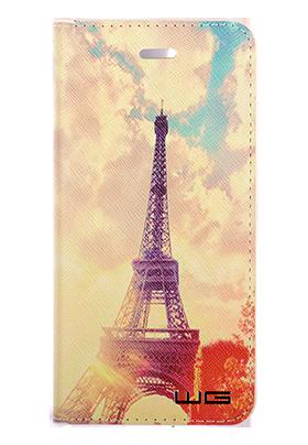 Pouzdro Flipbook Nokia 3 Eiffel