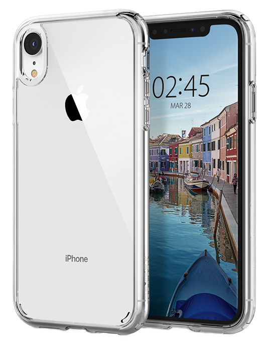 Kryt Spigen Ultra Hybrid iPhone XR
