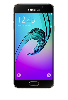 Samsung GALAXY A3 2016 zlatý