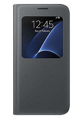 Pouzdro S-View pro Samsung Galaxy S7